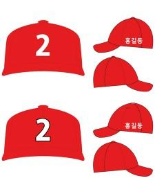 자유한국당 선거모자 / 선거복 / 선거유니폼 / 선거티셔츠 / 선거바람막이